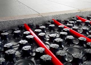 Nový sytém přináší řešení pro instalace podlahového vytápění vrámci rekonstrukce